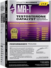 Athletic Alliance Mr-T Testosterone Booster - Body Energy Club
