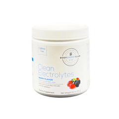 Body Energy Club Clean Electrolytes Berry 91g
