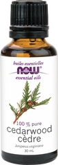 NOW Cedarwood Essential Oil - Body Energy Club
