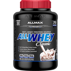 ALLMAX NUTRITION | ALLWHEY Classic | 5lbs | Cookies and Cream