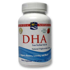 Nordic Naturals DHA 500mg - Body Energy Club