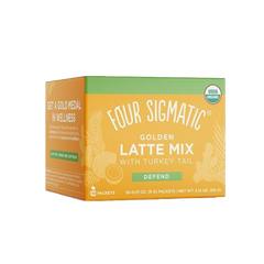 Four Sigmatic | Golden Latte with Turkey Tail | single sachet