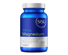 Sisu Magnesium 100mg - Body Energy Club