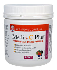 Medi C Plus 300g - Body Energy Club