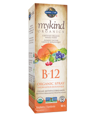 Garden Of Life mykind Organics B-12 Organic Spray 58ml - Body Energy Club