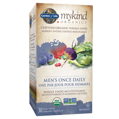 Garden Of Life My Kind Men's Once Daily 30 Tab - Body Energy Club
