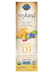 Garden Of Life Mykind Organics Vegan D3 Spray - Body Energy Club