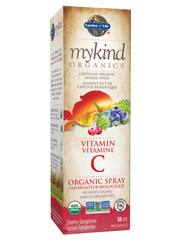 Garden Of Life Vitamin C Spray 58ml Cherry-Tangerine - Body Energy Club