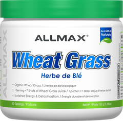 Allmax | Wheat Grass