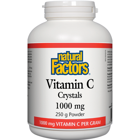 Natural Factors Vitamin C Powder 250g