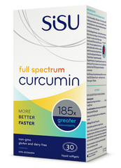 Sisu Full Spectrum Curcumin - Body Energy Club
