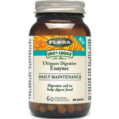 Flora Daily Maintenance Enzyme | Digestion, Stomach | Flora
