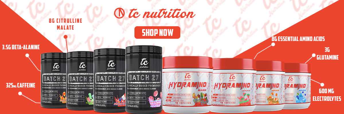 TC NUTRITION BATCH 27 Hydramino