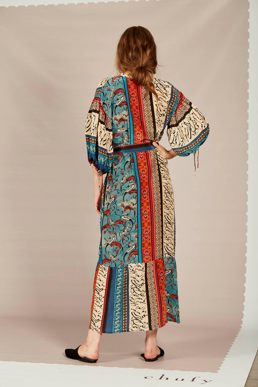 ALQAMAR LONG DRESS
