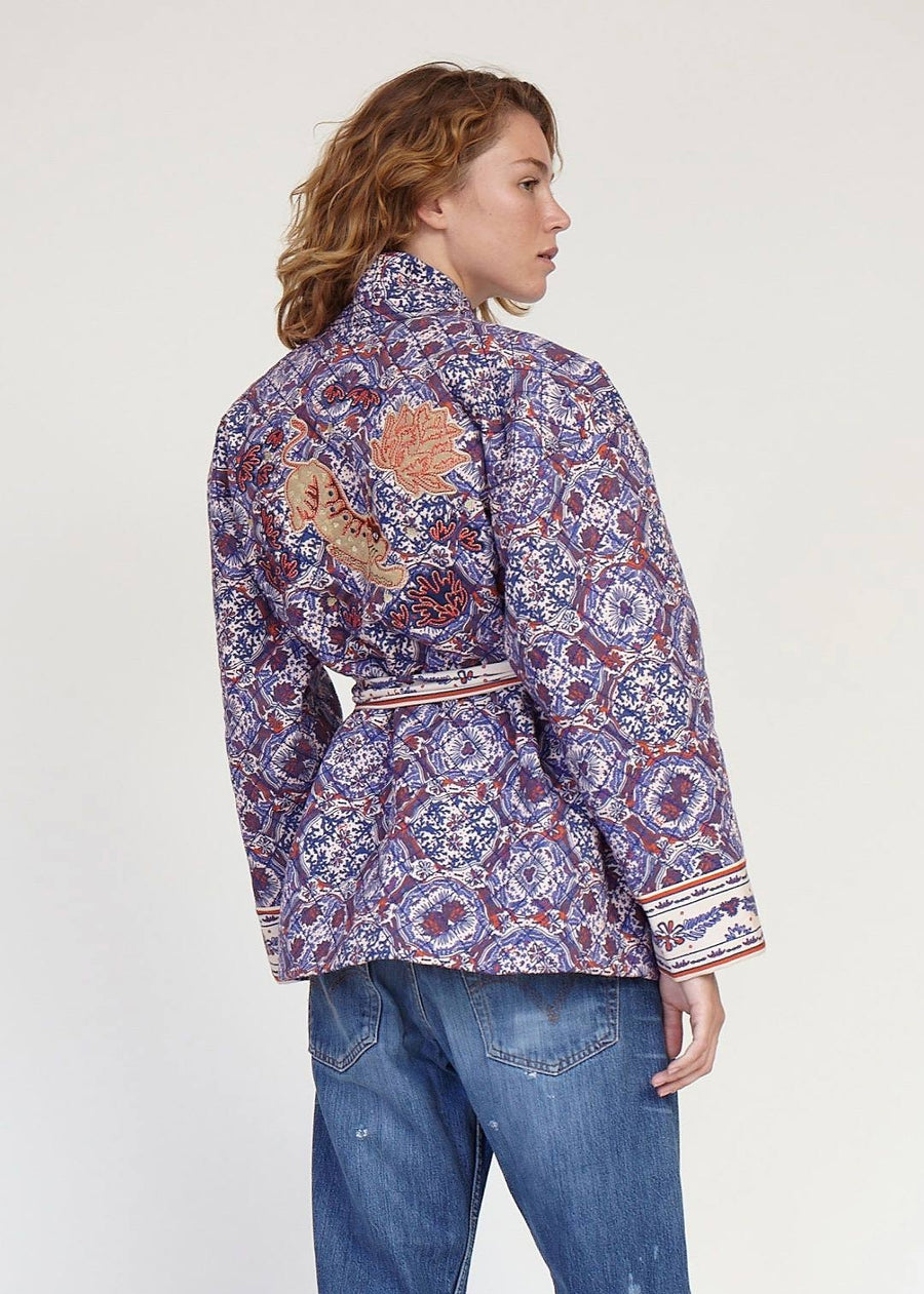 Embroidered Thida Jacket