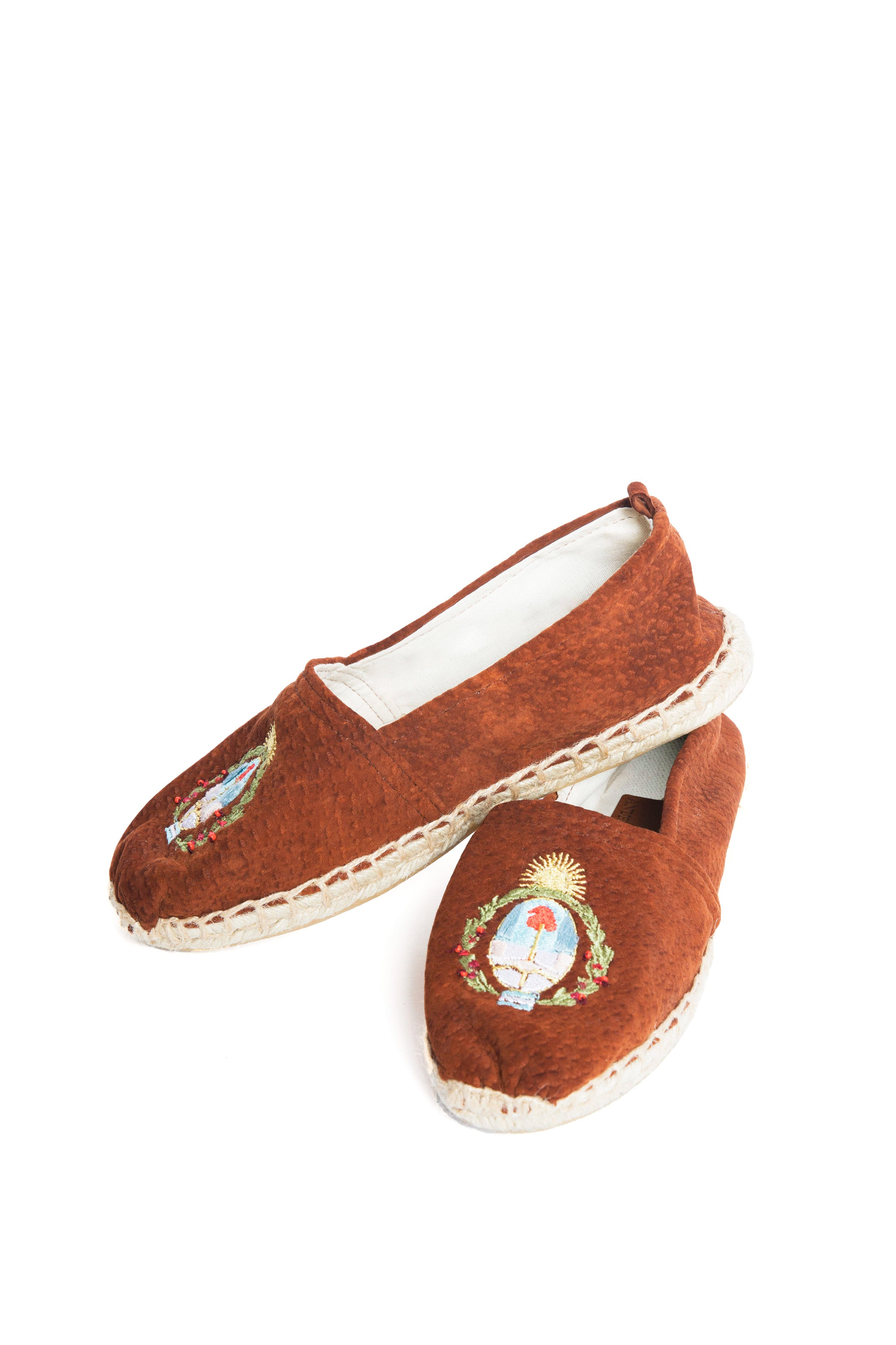Capybara Leather Espadrille