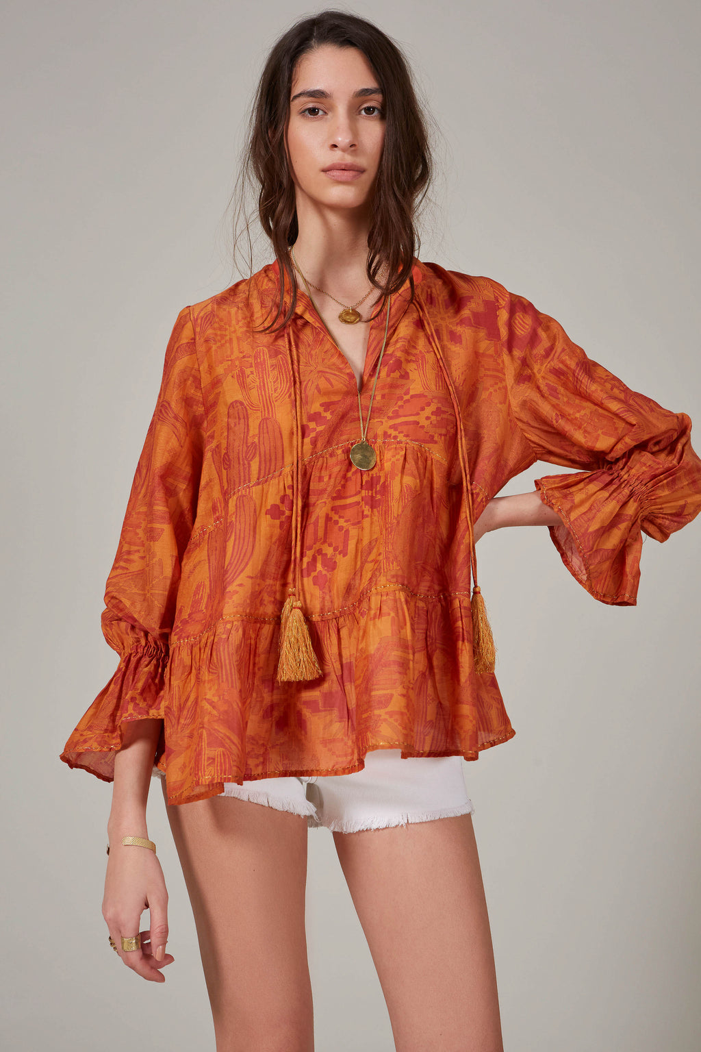 Arequipa Blouse