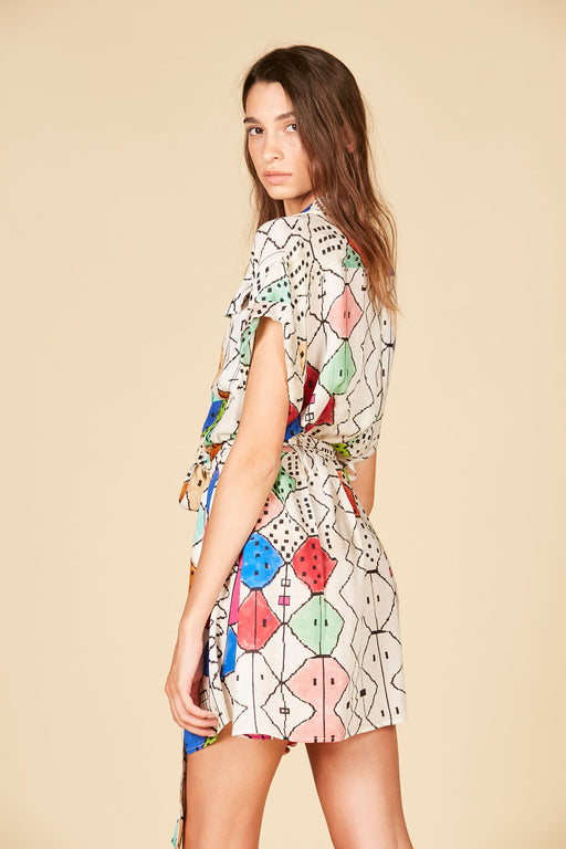 Soufiane Safari Dress