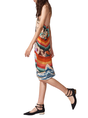 Trippin Slip Dress