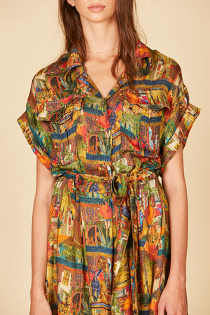 Riad Safari Dress