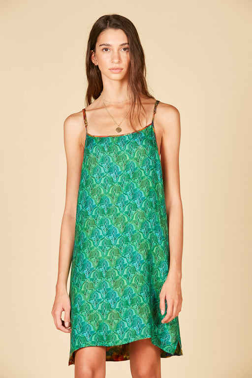 Riad Reversible Slip Dress