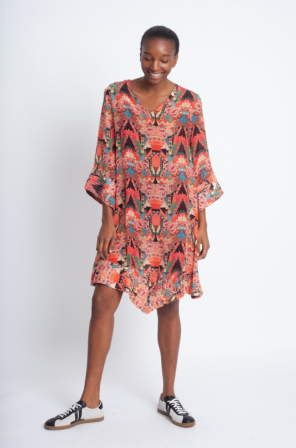 Zale Short Tunic