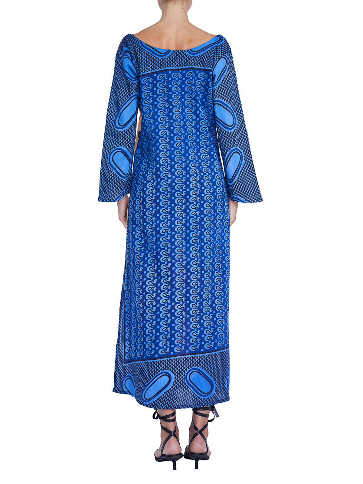Kenya Kaweria Kanga Dress