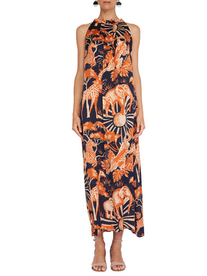 Femi Long Dress
