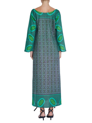 Kenya Naserian Kanga Dress