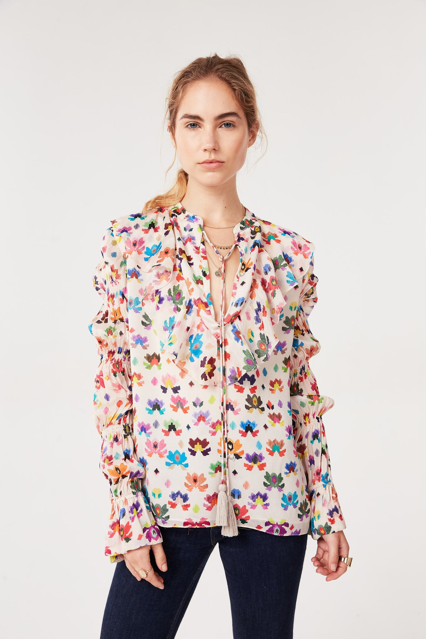 Iquitos Blouse