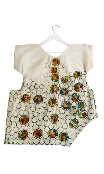 Mallorca Algas KIDS Dress