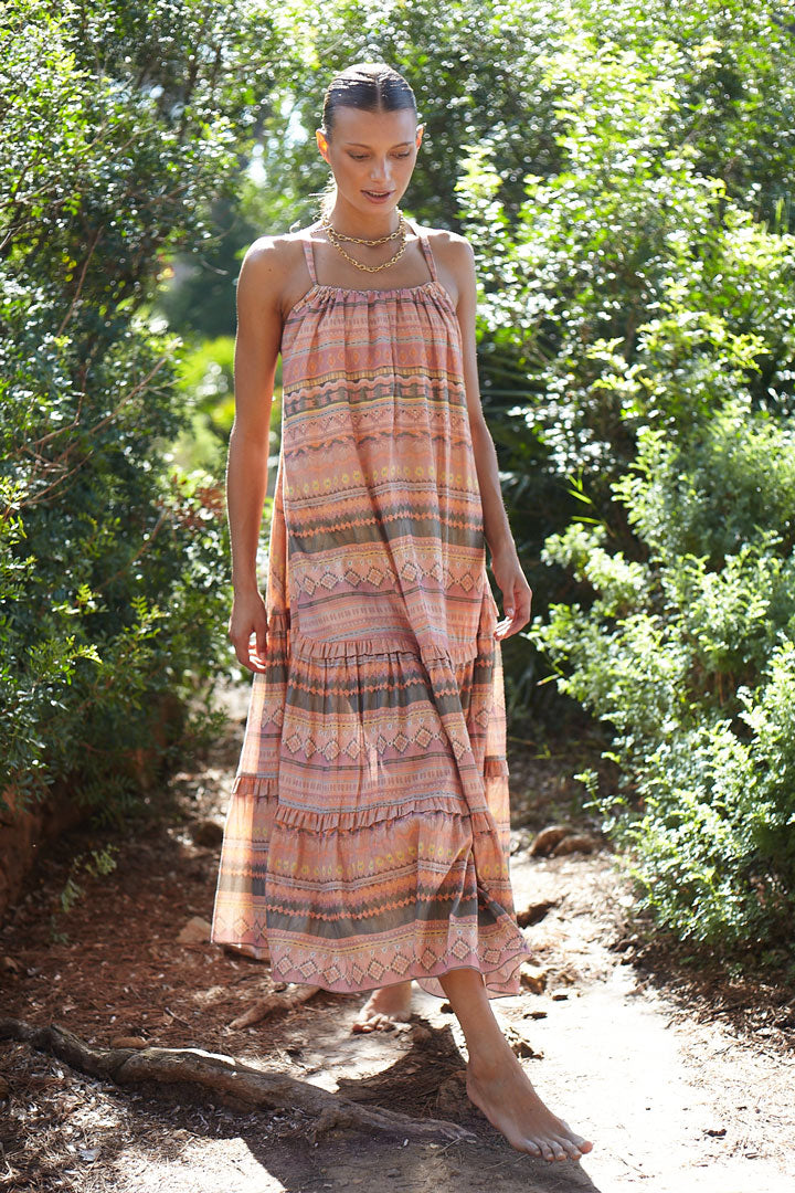 Piura Long Dress