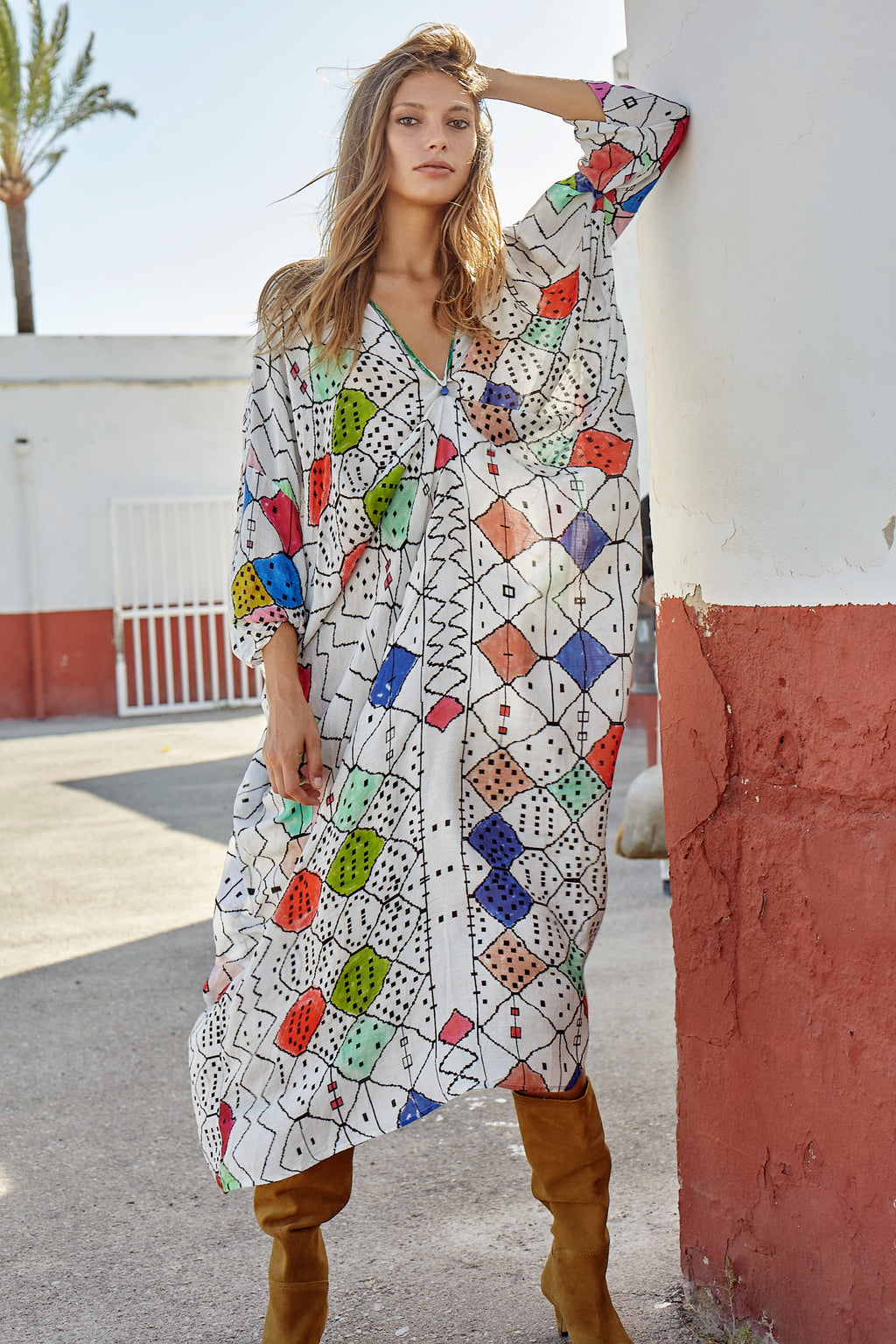 Marrakesh Tunic Soufiane