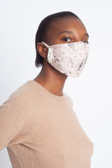 Elastic Willka Face Mask