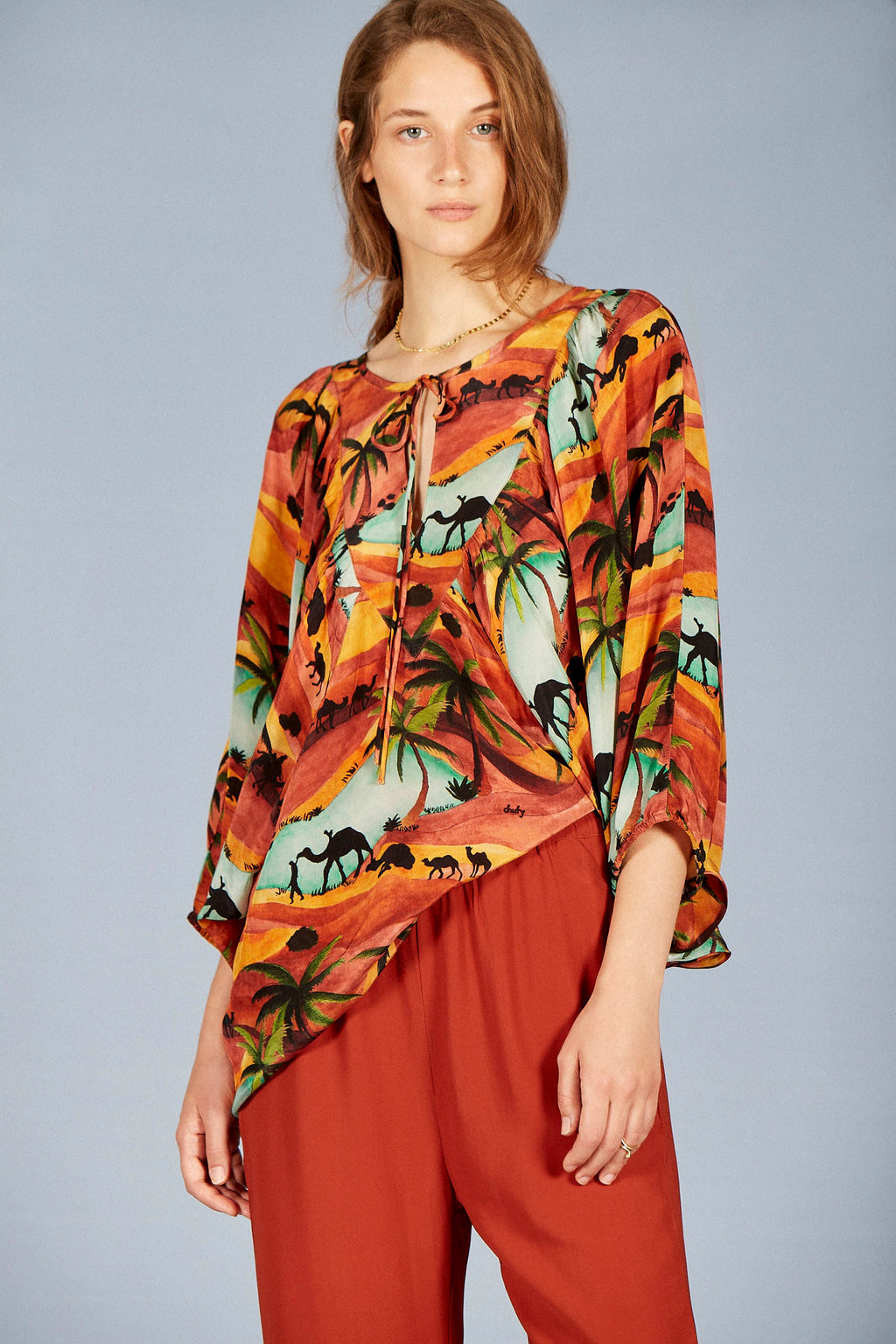 Oasis Blouse