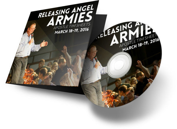 Releasing Angel Armies – CD Set