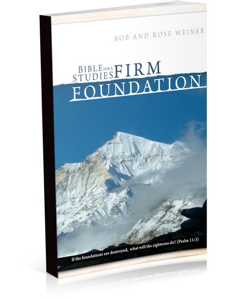 Bible Studies for a Firm Foundation