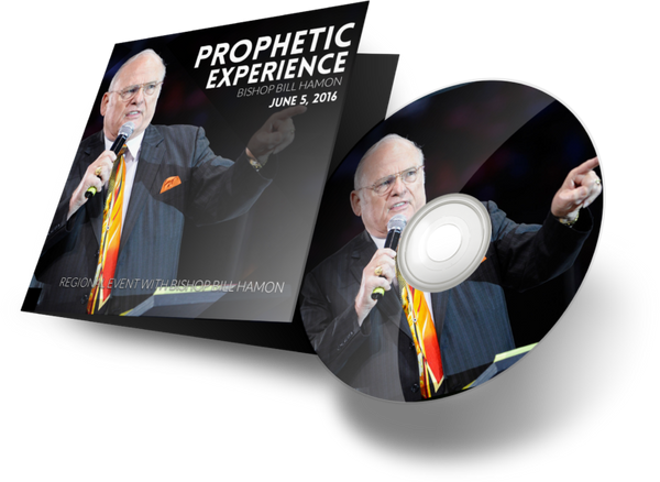 Prophetic Experience – CD Set