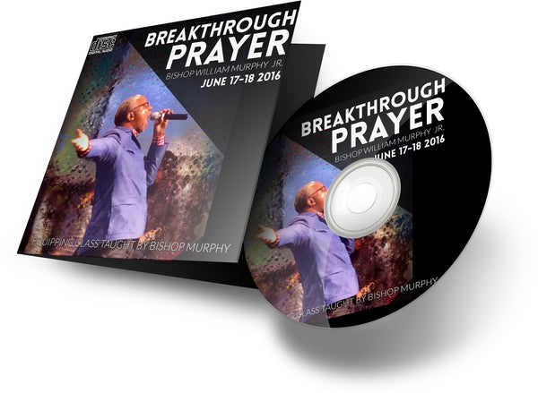 Breakthrough Prayer- CD Set