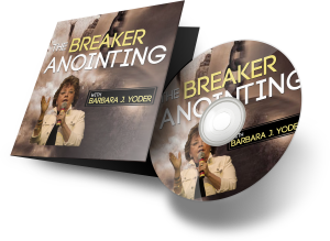 The Breaker Anointing Seminar- CD Set
