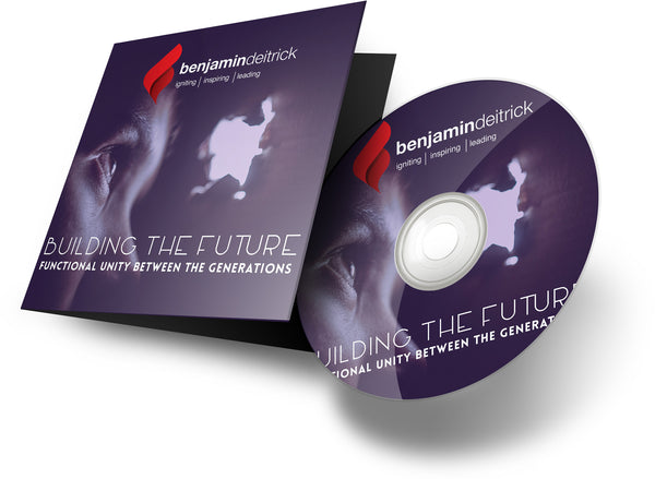 Building the Future Together- CD