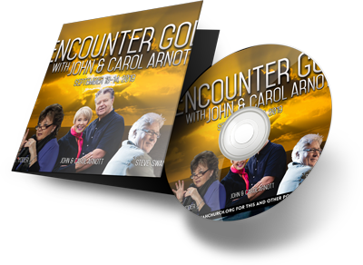 Encounter God with John Arnott - DVD Set