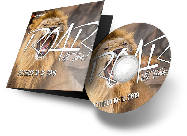 ROAR: It's Time! CD Set