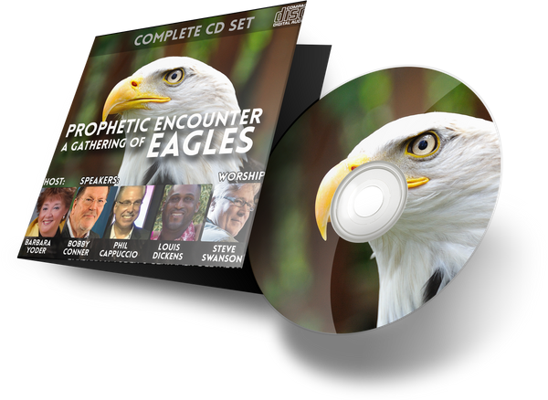 Prophetic Encounter 2018 - CD Set