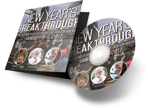 New Year's Breakthrough - CD