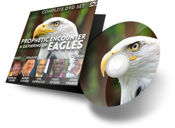 Prophetic Encounter 2018 - DVD Set