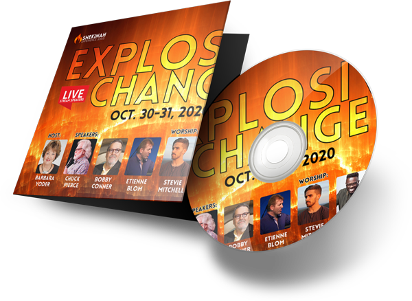 Explosive Change - DVD Set