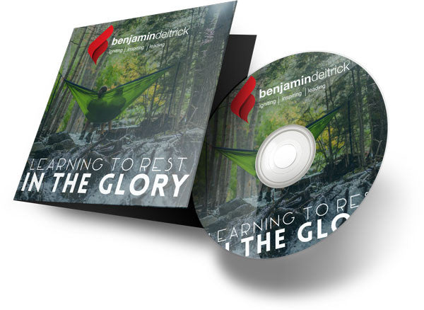 Learning to Rest in the Glory - CD