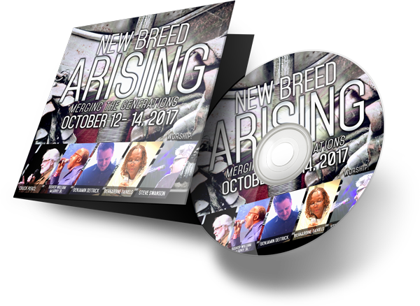 New Breed Arising - DVD Set