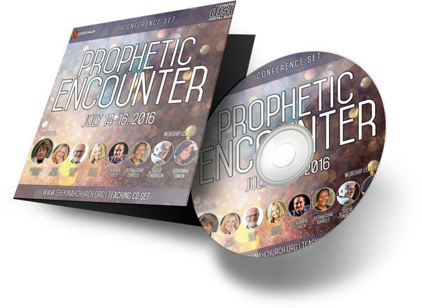 Prophetic Encounter – CD Set